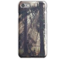 Zauberwald iPhone Case/Skin