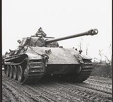 German Tank Photo by MrGreed