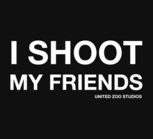 Shoot Friends by Susan Morales