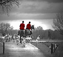 Red Riding Coats by James Stevens