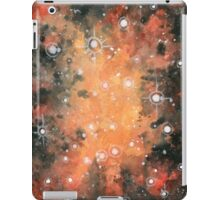 Peach Galaxy iPad Case/Skin