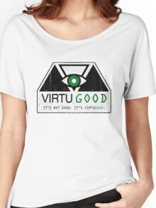 VirtuGood - Worn Women's Relaxed Fit T-Shirt