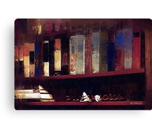 Longtime Companions Canvas Print