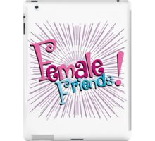 Female Friends iPad Case/Skin