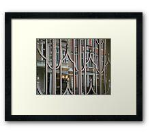 Claridges London, Ballroom Entrance Framed Print
