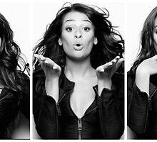 Lea Michele Photoshoot Edit by LoserLikeMaddy