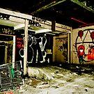 Graffiti Paradise by yurix