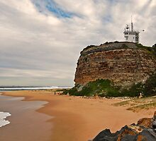 Nobby's Lighthouse, Newcastle by bazcelt
