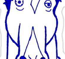 Bojack Horseman Hungover Sticker