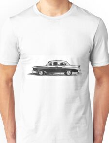 Old Classic Car Unisex T-Shirt