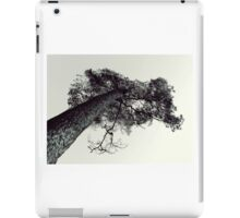 Tree and sky iPad Case/Skin