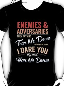 Tear Me Down Graphic T-Shirt
