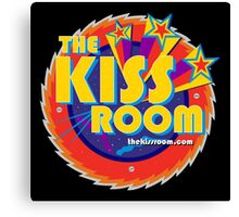 THE KISS ROOM! Canvas Print