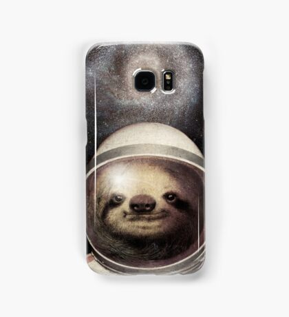 Space Sloth Samsung Galaxy Case/Skin