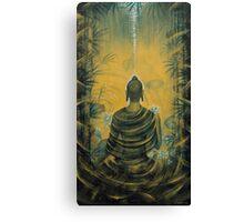 Buddha. Presence Canvas Print