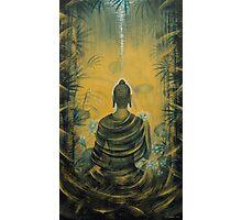 Buddha. Presence Photographic Print