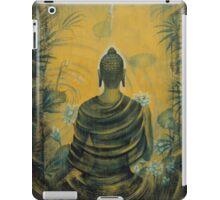 Buddha. Presence iPad Case/Skin