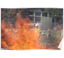 Through Fire Poster