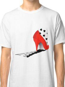 Amour Pari... Mont Mart artist colony tribute  Classic T-Shirt