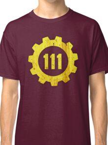 Vault 111 Classic T-Shirt