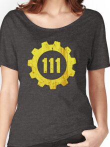 Vault 111 Women's Relaxed Fit T-Shirt