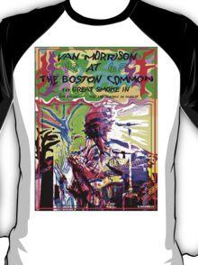 1968 Van Morrison @ Boston Commons  T-Shirt