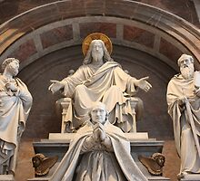 Jesus at St Peters Cathedral by candmtait