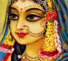 Kishori Radha Sticker