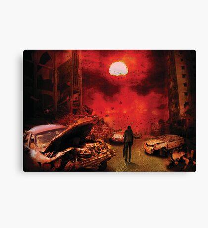 apocalipse Canvas Print