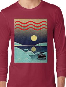 Arctic Graphic Long Sleeve T-Shirt