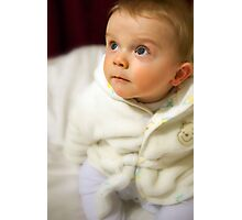 My Boy Photographic Print