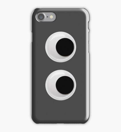 Googly Eyes iPhone Case/Skin