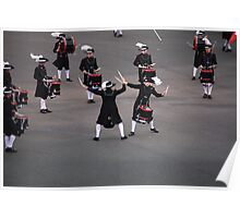 The Top Secret Drum Corp of Switzerland Poster