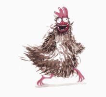 chicken crazy by Tristan Klein