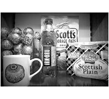 Scottish Goodies... Photographic Print