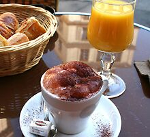 Breakfast in Paris by Christine Wilson