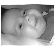 Happy Birthday Elijah He is 3 Months Today Poster