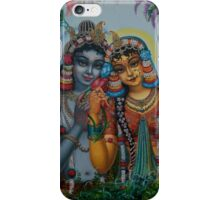 Radha Kunjabihari iPhone Case/Skin