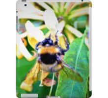 Honey suckling iPad Case/Skin