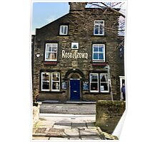 Rose & Crown Inn - Skipton Poster