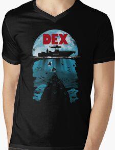 Dex Mens V-Neck T-Shirt