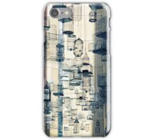 Birdcages of Angel Place iPhone Case/Skin