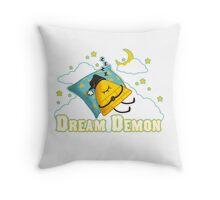 """Dream Demon"" Throw Pillow"