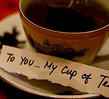 Close-up: To You ... My Cup of Tea by adpixels