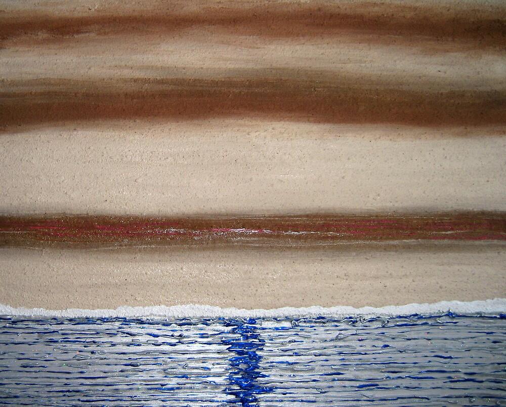 Sandy Sky, Shining Sea by Dan Carman