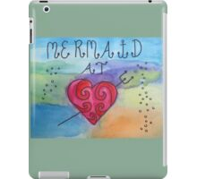 Mermaid At Heart iPad Case/Skin
