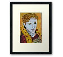 Mortimer de Vere Framed Print
