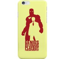 Philanthropist Club iPhone Case/Skin