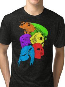 80's Sci-Fi Movies Tri-blend T-Shirt