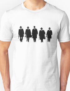 Gangster in New York Unisex T-Shirt